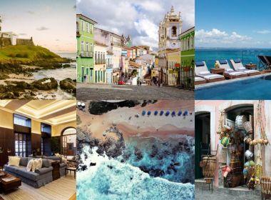CNTraveller indica Salvador como um dos melhores destinos turísticos para férias em 2020