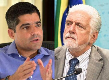 Bahia Notícias / Notícia / ACM Neto diz não ver crítica de Wagner como antecipação da eleição de 2022 - 21/10/2019