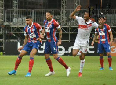 Bahia perde para o Inter na Fonte Nova e aumenta jejum como mandante