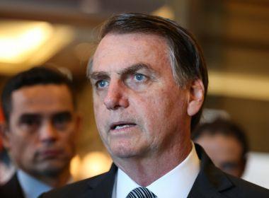 Bolsonaro posta vídeo com ataques a STF, PSL e Globo no Twitter, mas apaga em seguida