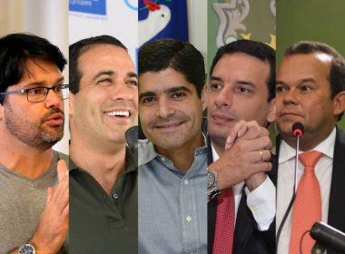 ACM Neto vai encomendar pesquisas emdezembro para definir candidato à sucessão