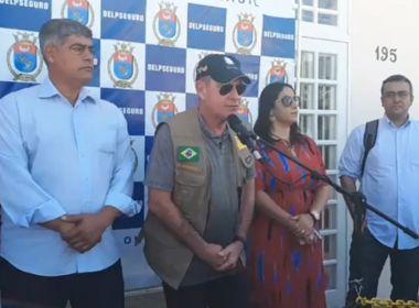 Porto Seguro: Ministro da Defesa diz que não tem 'bola de cristal' sobre origem das manchas