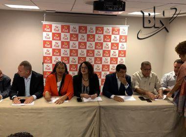 PCdoB oficializa Olívia Santana como pré-candidata a prefeita de Salvador