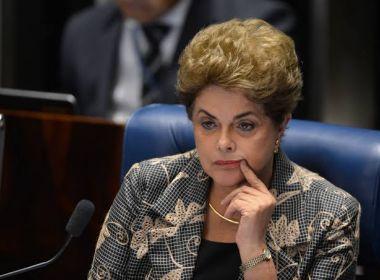 Dilma é intimada pela PF em investigação de pagamentos da JBS a senadores do MDB
