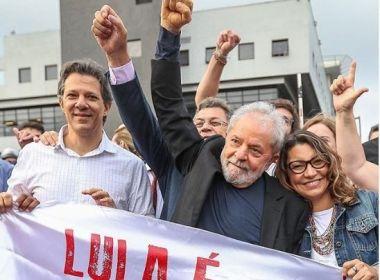 Lula pode vir a Salvador na próxima quinta; PT-BA fará convite em São Bernardo