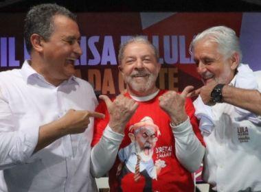 Rui e Wagner não participam decomemoração de Lula em São Bernardo do Campo