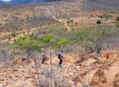Chapada Diamantina: Incêndio florestal em Rio de Contas é controlado por bombeiros