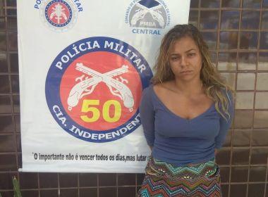 Trio é preso por roubo, tráfico e extorsão; Mulher atraía vítimas para golpe