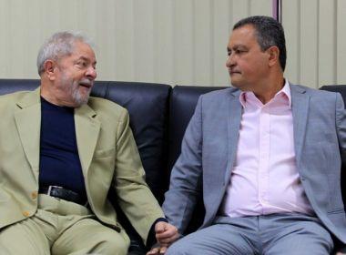 Rui vai jantar com Lula no Palácio de Ondina; governadores devem participar do encontro