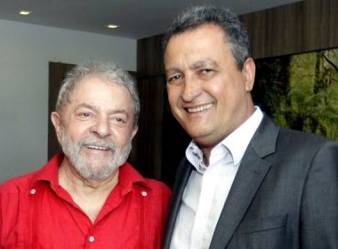 Rui Costa minimiza tom do discurso de Lula e nega mal-estar com ex-presidente