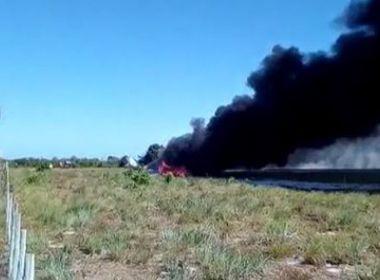 Secretaria da Saúde atualiza lista de vítimas do acidente com avião em Maraú
