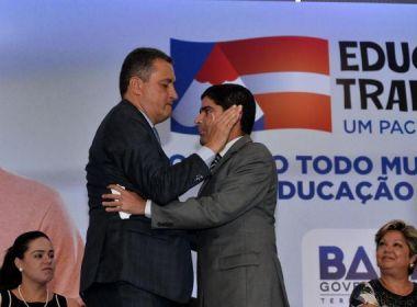 ACM Neto e Rui Costa farão inauguração juntos de unidade de saúde nesta terça-feira