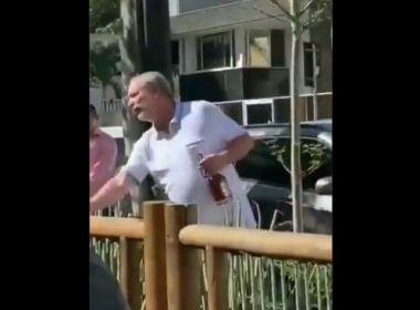 Ciro Gomes bate-boca em bar no Ceará: 'Queiroz é ladrão. Bolsonaro é ladrão'