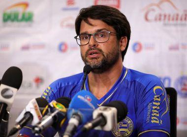 Bellintani 'anuncia a decisão até o fim desse ano', diz Rui Costa