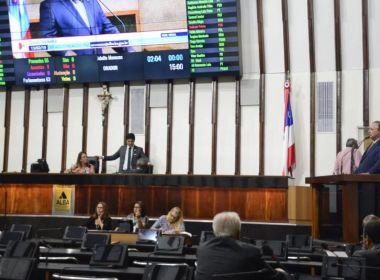 AL-BA retoma às atividades nesta segunda para votar reforma da Previdência