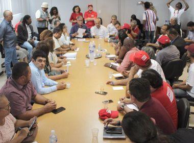 Servidores pedem retirada da PEC e exigem diálogo com Rui Costa sobre Previdência baiana