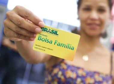Por irregularidades, governo retira 1,3 milhão de beneficiários do Programa Bolsa Família