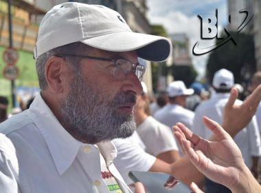 José Rocha volta a defender Irmão Lázaro em Salvador e reclama de atraso de Rui