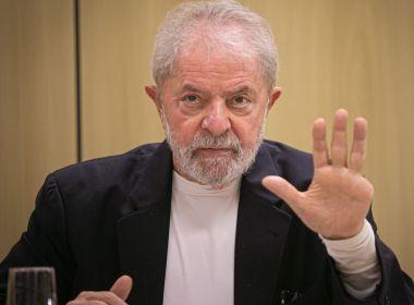 Centrais sindicais reclamam de afastamento de Lula após sair da prisão