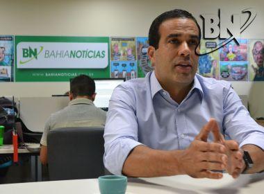 Bruno Reis diz que vai focar em áreas mais pobres, se eleito, e rebate presidente do PT