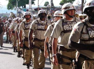 Projeto do governo acelera promoções de policiais militares na Bahia