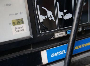 Variação do preço do diesel chega até 29% entre os estados neste ano