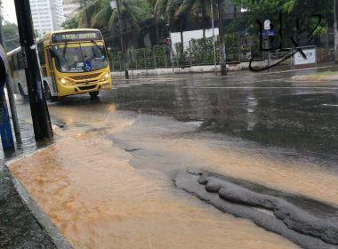 Codesal emite alerta de chuvas e trovoadas para esta quarta em Salvador