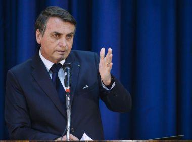 Aprovação de Bolsonaro cresce e chega a 34,5%, diz pesquisa CNT
