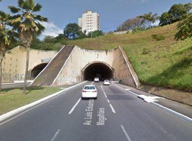 Transalvador reduz velocidade máxima da Av. Luís Eduardo de 80 km/h para 70km/h