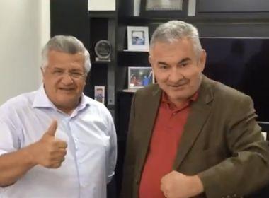 Coronel e Bacelar anunciam 'parceria' para definir quem disputará prefeitura de Salvador