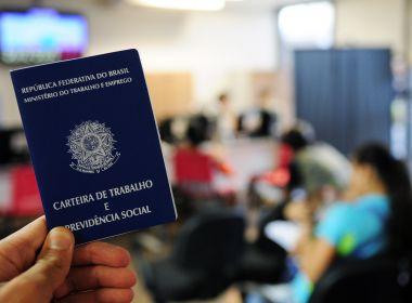 Bahia liderou geração de empregos no Nordeste em 2019, segundo dados do Caged