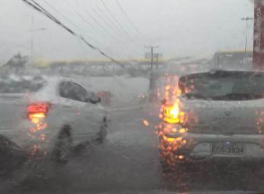 Codesal alerta para mais chuvas em Salvador