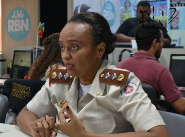 Pré-candidatura da major Denice à prefeitura de Salvador pelo PT estaria '99% definida'