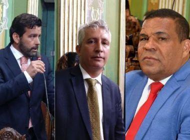 PV encaminha a Carballal, Magalhães Jr. e Sabá informe sobre pedido de desfiliação