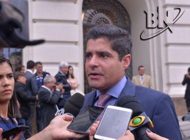 Novo presidente do TJ-BA 'será capaz de reposicionar o Judiciário baiano', diz ACM Neto