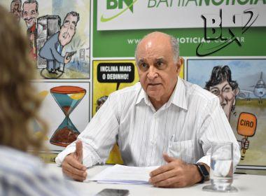 Paulo Souto diz que prefere não se envolver na política: 'Momento de aflorar novas lideranças'