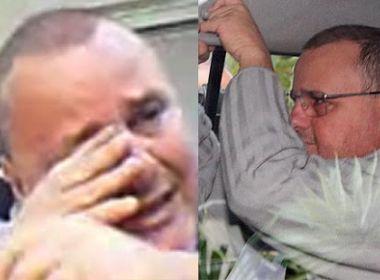 Geddel chorava muito na Papuda, revela ex-senador Luiz Estevão