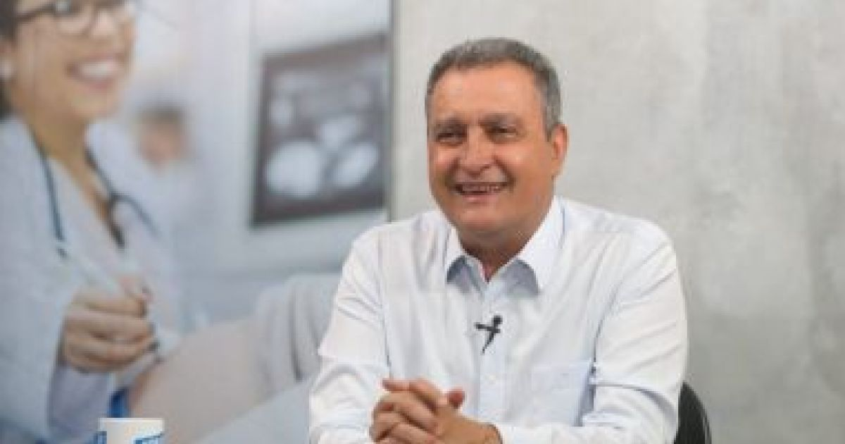 Resultado de imagem para Bahia tem 14 pacientes curados do novo coronavírus, revela Rui Costa
