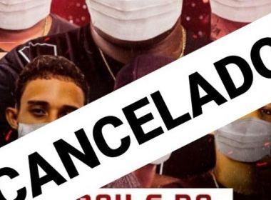 Tráfico ordena cancelamento de bailes funk no Rio de Janeiro