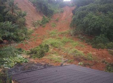 Codesal realiza vistoria em imóveis no bairro de Valéria; duas casas serão demolidas