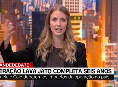 Pelo Twitter, Gabriela Prioli anuncia saída da CNN Brasil