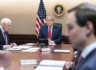 Trump decide estender quarentena nos EUA até 30 de abril