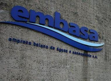 Justiça impede Embasa de suspender fornecimento de água por 90 dias