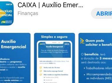 Site e app de inscrição para receber auxílio emergencial de R$ 600 é liberado; confira aqui