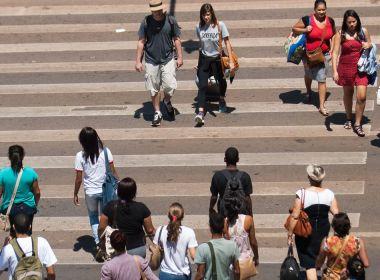 Isolamento social cai em 25 estados e no DF; Bahia tem 45% dos habitantes em quarentena