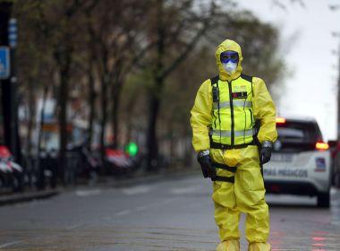 Espanha registra nova queda no número de mortos por coronavírus