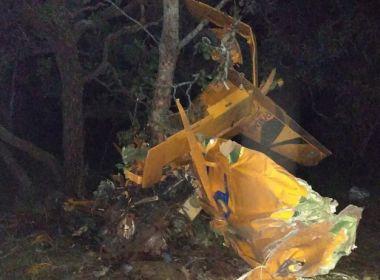 Avião desaparecido que saiu de LEM foi encontrado com corpo preso a destroços