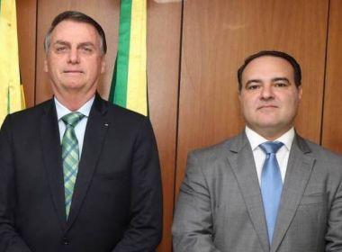 Bolsonaro vai anunciar Jorge Oliveira como novo ministro da Justiça
