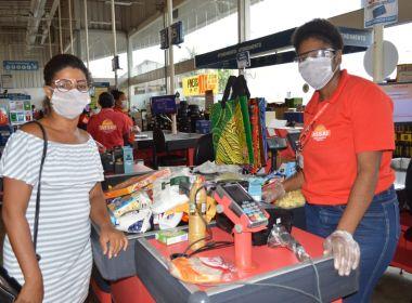Vale-alimentação já foi entregue a mais de 179 mil estudantes da rede estadual de ensino