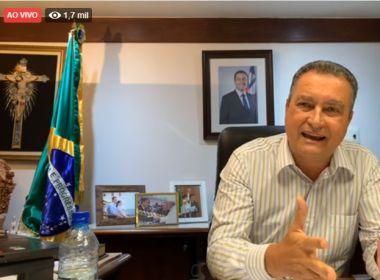 Rui rebate Bolsonaro: 'Comece a governar o Brasil e tenha respeito pelas vítimas'